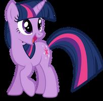 Vector #397 - Twilight Sparkle #22 by DashieSparkle