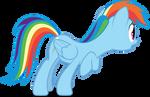 Vector #401 - Rainbow Dash #51