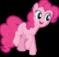 Vector #405 - Pinkie Pie #22 by DashieSparkle