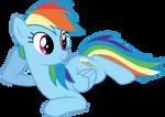 Vector #408 - Rainbow Dash #52