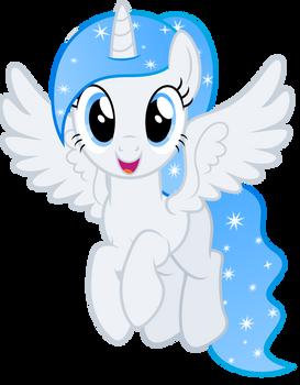 Vector #410 - Princess White Flare #13
