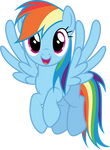 Vector #415 - Rainbow Dash #53