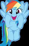 Vector #433 - Rainbow Dash #55