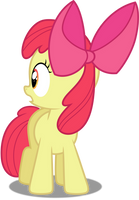 Vector #435 - Apple Bloom #11 by DashieSparkle