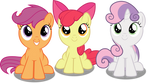 Vector #444 - The (Adorable) CMC Sitting