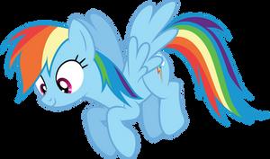 Vector #458 - Rainbow Dash #56