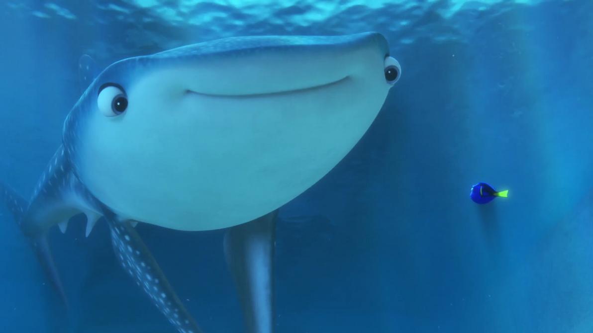 Destiny the Whale Shark by DashieSparkle