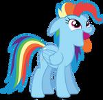 Vector #469 - Rainbow Dash #57