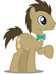 Vector #483 - Dr. Hooves #2