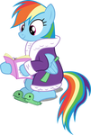 Vector #492 - Rainbow Dash #60