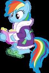 Vector #492 - Rainbow Dash #60