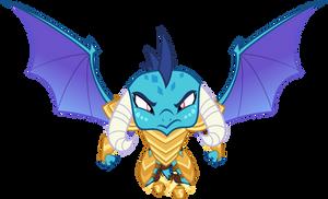 Vector #498 - Princess Ember #3 by DashieSparkle