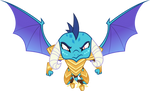 Vector #498 - Princess Ember #3