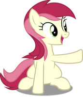 Vector #499 - Roseluck by DashieSparkle