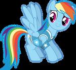Vector #961 - Rainbow Dash #88