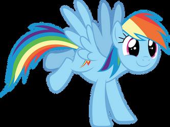 Vector#966 - Rainbow Dash#89