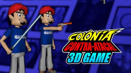 CCA 3D Game Update