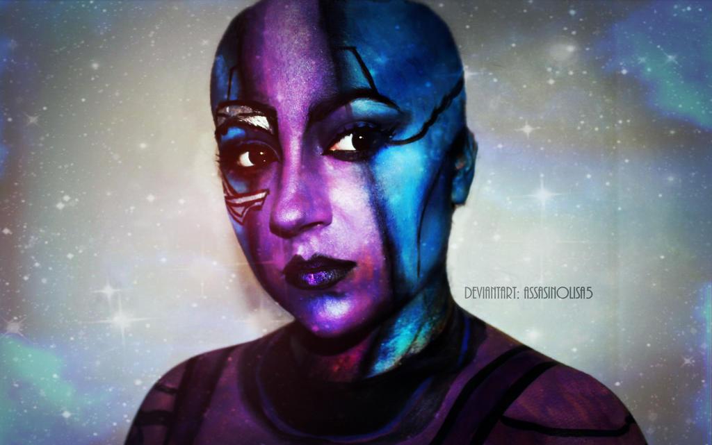 gardians nebula face - photo #26