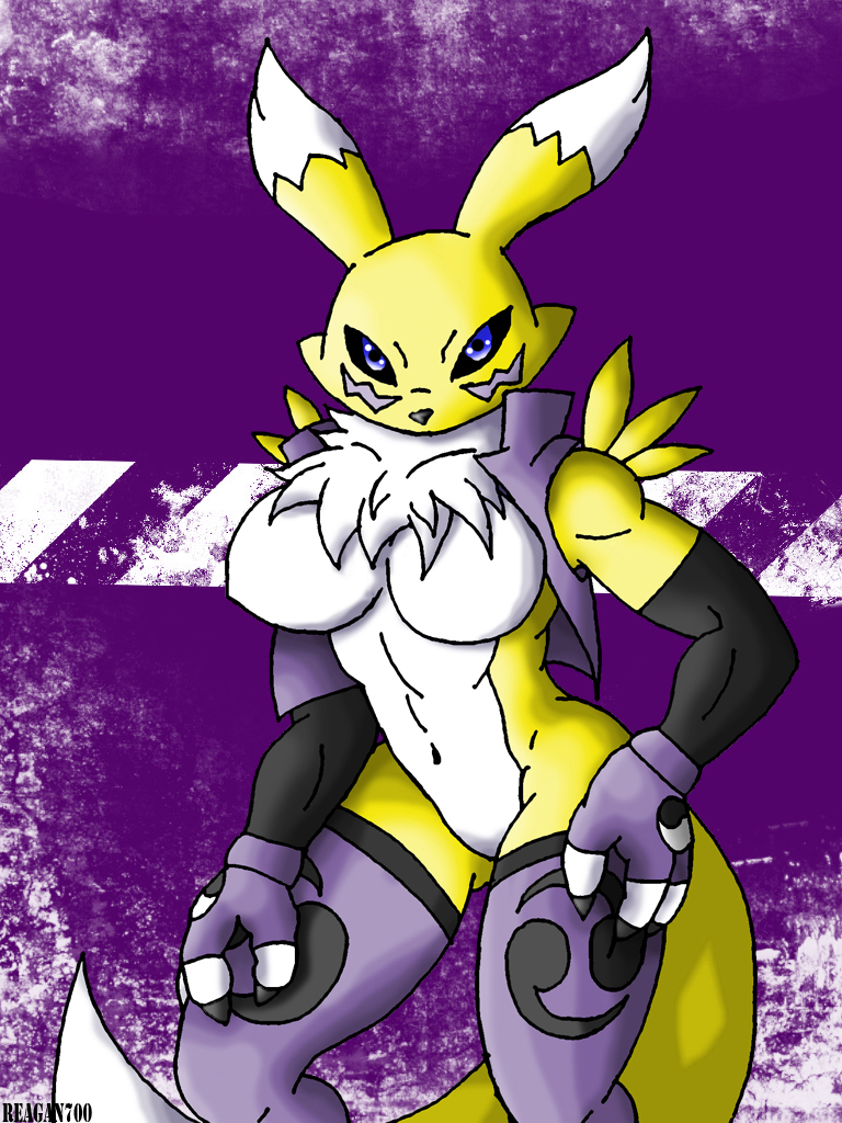 .::.Renamon.::. by Reagan700