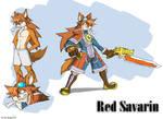 .:Red Savarin:.