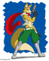 Fox McCloud by Reagan700