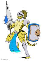Cheetah Lancer by Reagan700