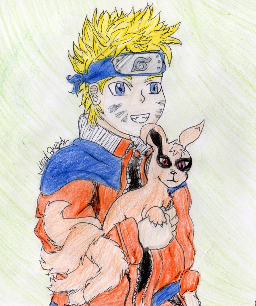 Naruto by pegasister333