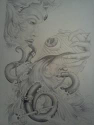 Sea Whispers by katshadow