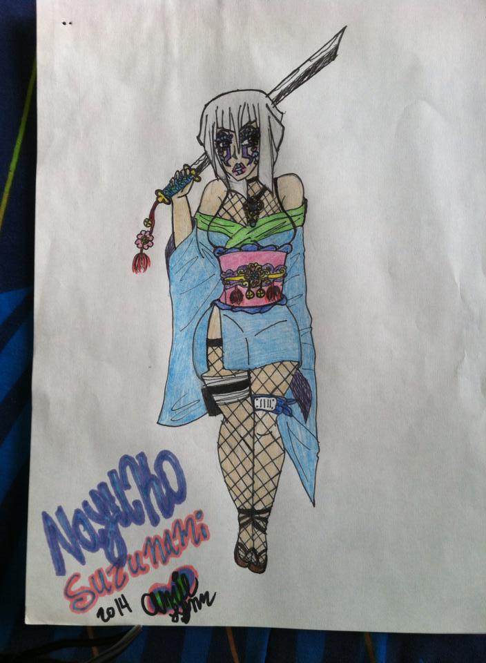Nayuko Suzunami ID 2014 by YuYuAmie