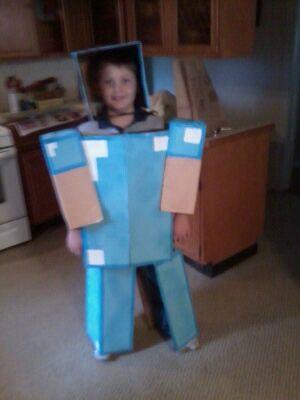 Minecraft Armor by chibi-komiko on DeviantArt