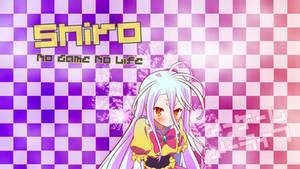 Shiro Wallpaper - No Game No Life - Alternate