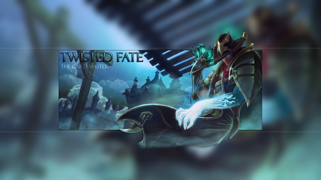 Underworld Twisted Fate Wallpaper - LoL by SmoothMoney on ...