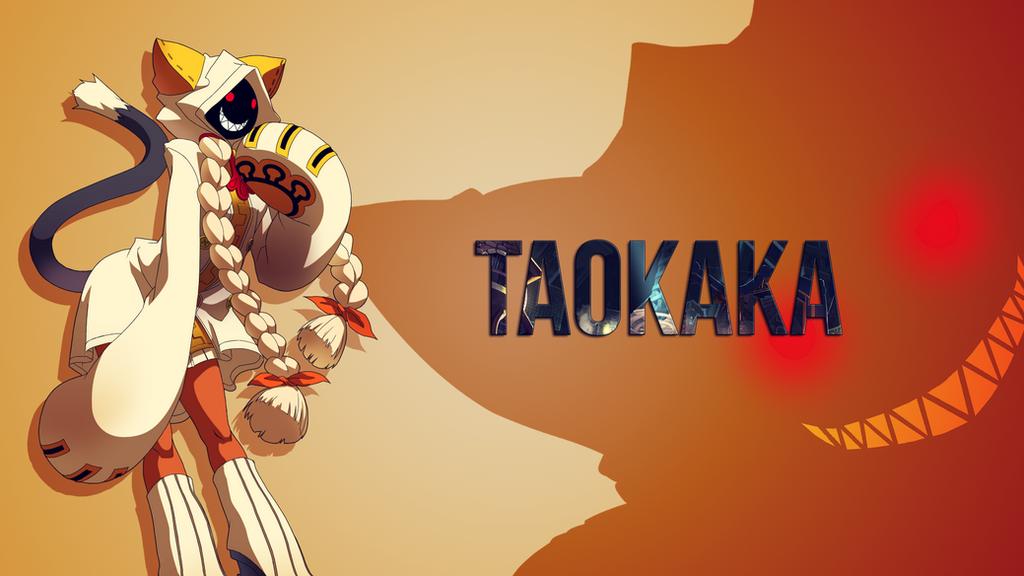 Taokaka Wallpaper - Blazblue by SmoothMoney on DeviantArt