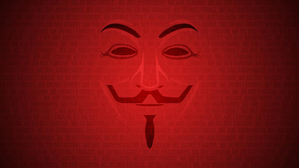 Anonymous Wallpaper 1366x768