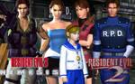 Resident Evil 2 /3 Wallpaper