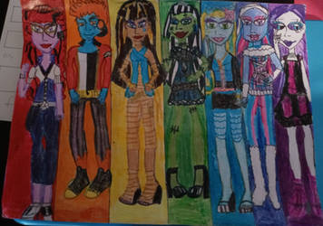 Monster High Pride~