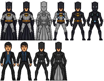 Bruce Wayne The Batman 2004 By Microtraceour On Deviantart