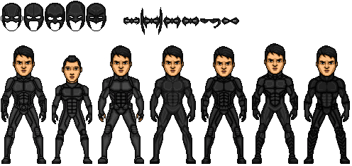 Suit Templates by MicroTraceour