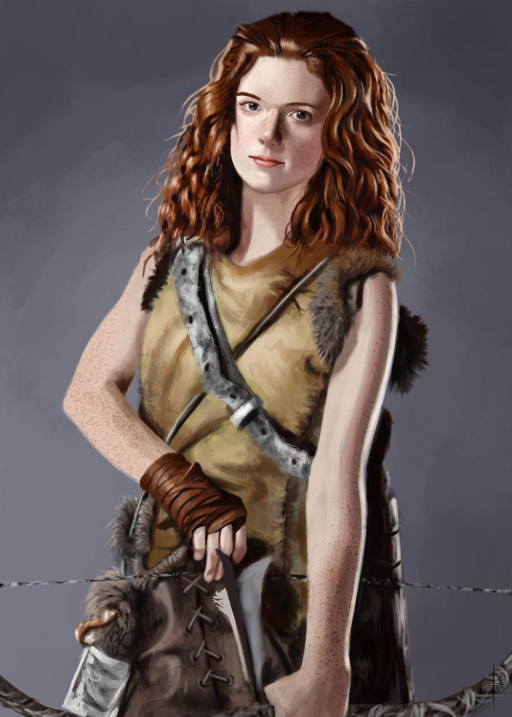 Amazon.com: ygritte costume