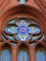 Stained Glass Window by ausrejurke