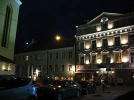 Vilnius Old-town by ausrejurke