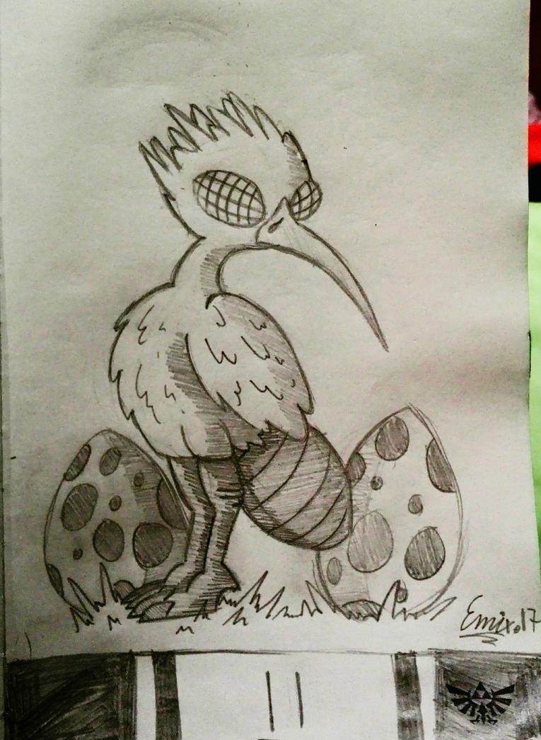 Daily Sketch #11 by Emineitor