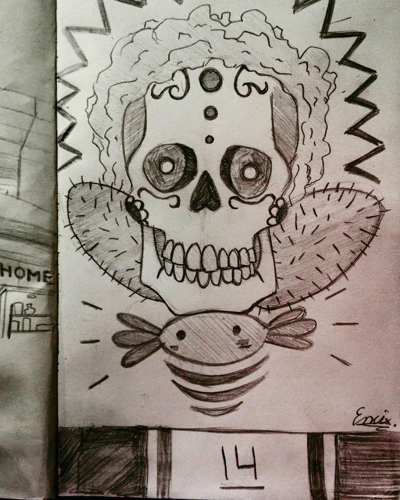 Daily Sketch #14 by Emineitor