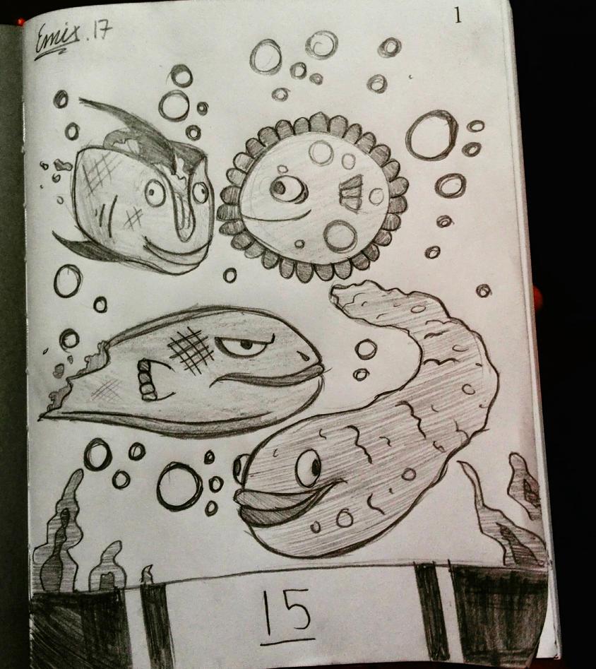 Daily Sketch #15 by Emineitor