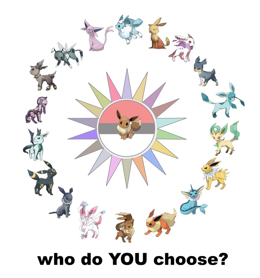 Pokemon Eevee Evolutions Names Related Keywords - Pokemon ...