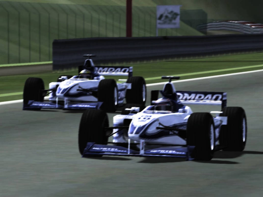 rFactor - Williams F1 Team 2000 by RKv15 on DeviantArt