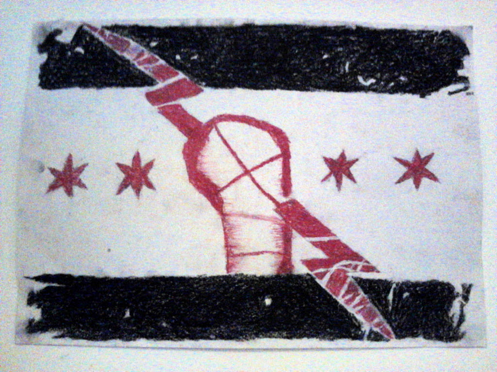 The best drawing in the world 2013 cm punk best in the world