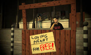 Loving Heart for Sale