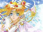 Eternal Super Sailor Moon