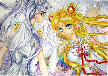 trust me- Sailor Moon - Cosmos by YongFoo-ds7